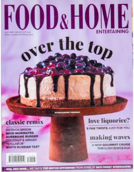 Food&home Entertaining SA July 2019