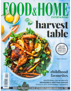 Food&home Entertaining SA September 2018