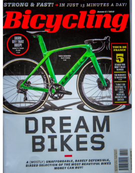 Bicycling SA Issue 5 July/august 2019