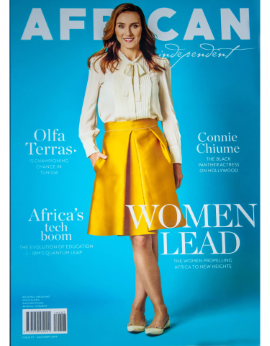 African Independent Issue 07- Aug/sept 2019