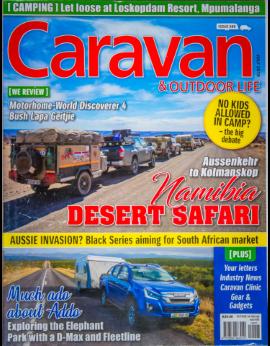 Caravan & Outdoor Life Issue 688 July 2019