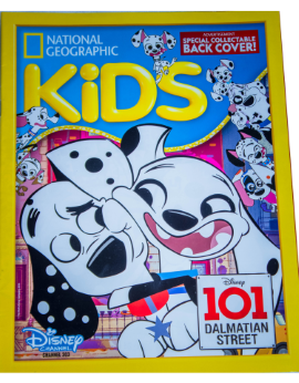 National Geographic Kids The Walt Disney Company  2019