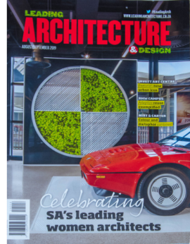 Leading Architecture & Design August/september 2019