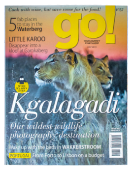 Go! July 2019 #157