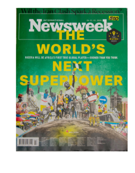 Newsweek International 24 - 31.01.2020 The Davos Issue