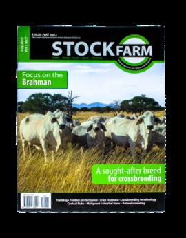 Stock Farm July 2017 Vol. 7 No. 7