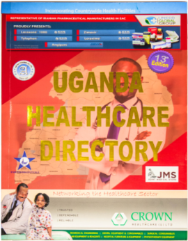 Uganda Health Directory 13Th Edition