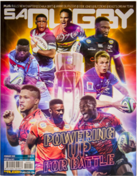SA Rugby February 2020 Issue 267