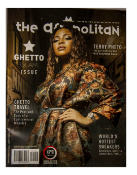 The Afropolitan 2019 Edition 59 Getto Glam Issue