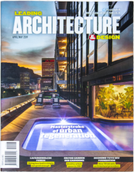 Leading Architecture & Design April/may 2019
