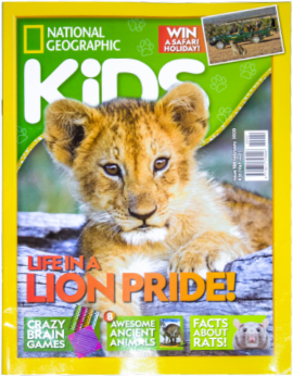 National Geographic Kids Issue 188 February 2020