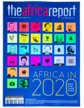 The Africa Report No. 110 January - February - March 2020