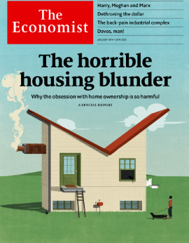 The Economist January 18Th - 24Th 2020