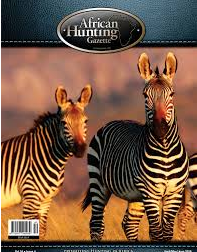 African Hunting Gazette Vol. 24 Issue 4 April/may/june 2019