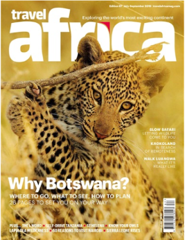 Travel Africa            Edition 87 July - September 2019