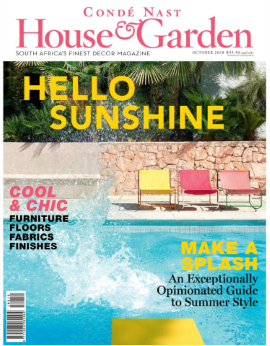 House&garden SA October 2018