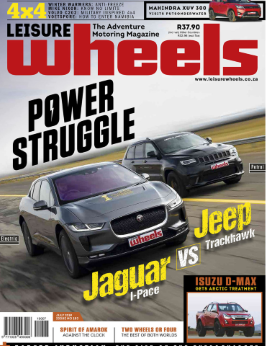 Leisure Wheels July 2019 Issue No. 183 image