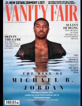 Vanity Fair UK November 2018