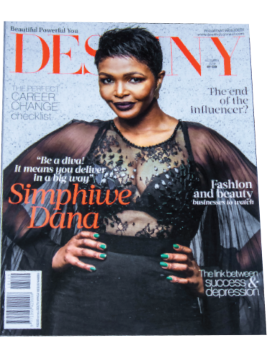 Destiny October 2019 No.129