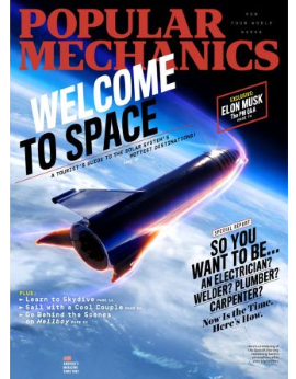 Popular Mechanics May 2019