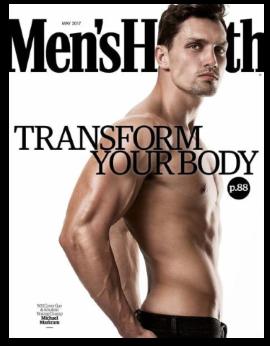 Mens Health SA May 2017