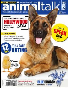 Animal Talk August 2019 Vol. 25 #296