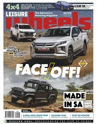 Leisure Wheels May 2019 Issue No. 181