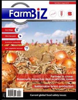 Farmbiz Vol.5 No. 8 August 2019