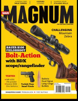 Magnum June 2019