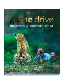 Game Drive - Mammals Of Southern Africa