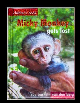 Mickey Monkey Get Lost SA