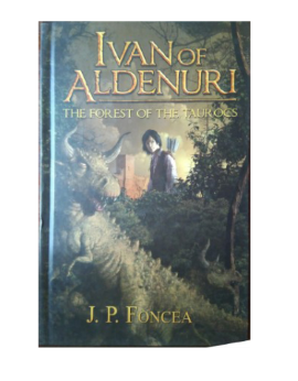 Ivan Of Aldenuri- The Forest Of The Taurocs Canada