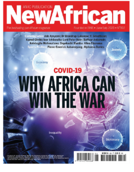 Newafrican I June/july 2020