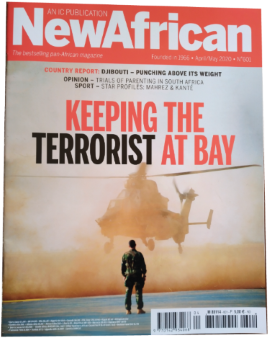 Newafrican  April/may 2020