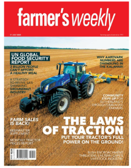 Farmers Weekly SA 31 July 2020 image