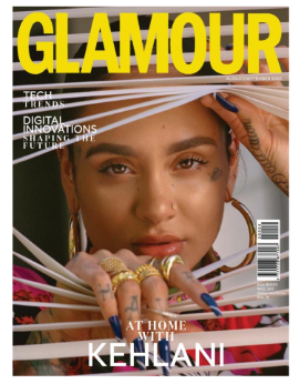 Glamour SA August 2020