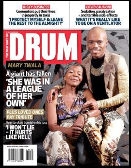 Drum SA 16 July 2020