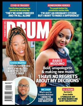 Drum SA 9 July 2020