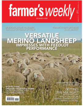Farmers Weekly SA 20 March 2020 image