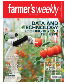 Farmers Weekly SA 27  March 2020 image