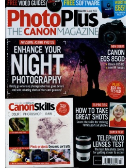 Photoplus Issue 163, April 2020