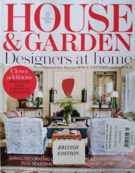 House&Garden UK May 2020