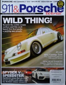 911&Porsche World March 2020