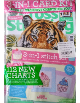 The World Of Cross Stitching UK, May 2020 image