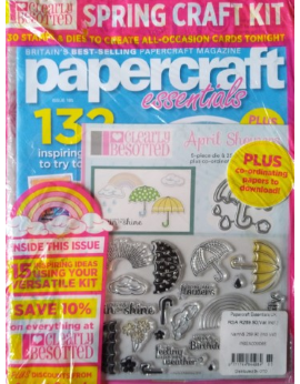 Papercraft Essentials UK, March 2020 Issue 185 image