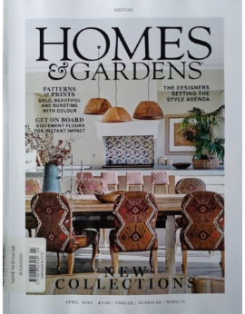 Homes&Gardens UK, April 2020