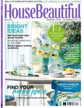 House Beautiful UK, May 2020 image