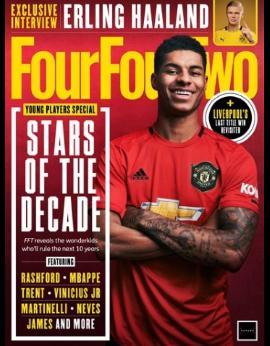 Fourfourtwo, April 2020 image