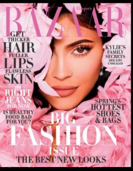 Harper's Bazaar, March 2020