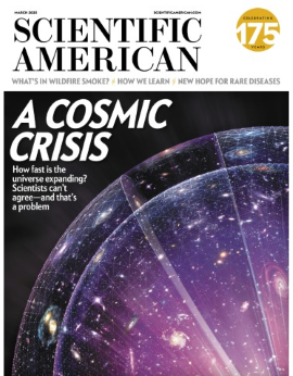 Scientific American, March 2020